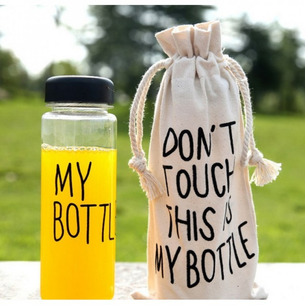 "Бутылка для напитков ""My bottle"""