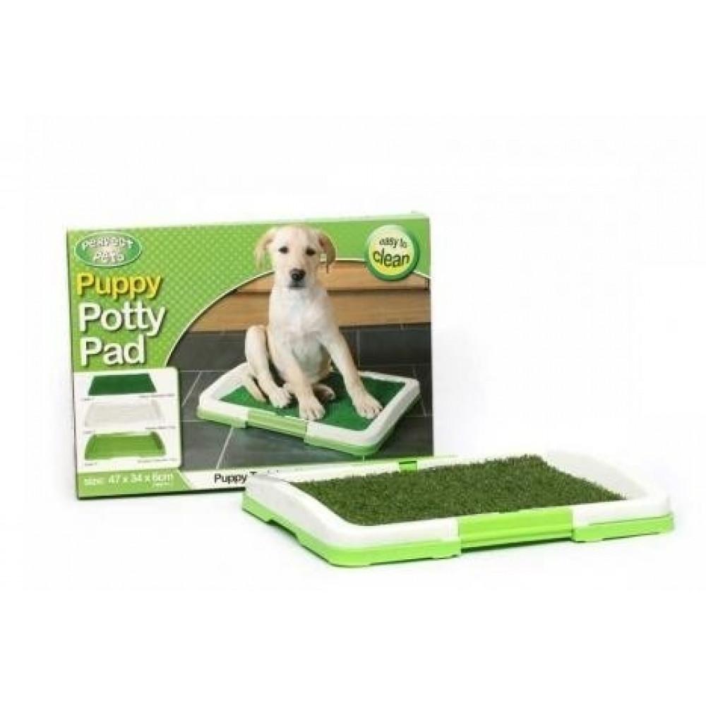 """Домашний туалет для собак и кошек """"Puppy Potty Pad"""""""