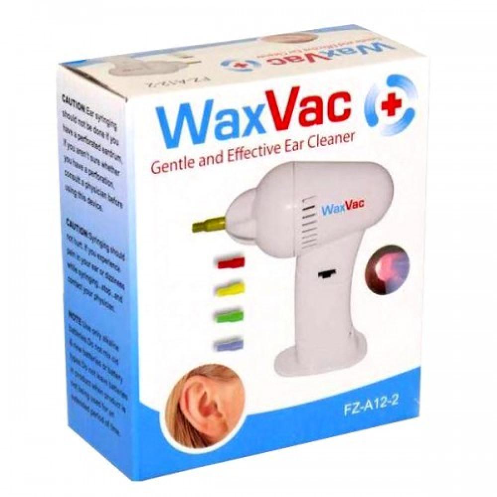 """Бесконтактный очиститель ушей """"Wax Vac"""""""
