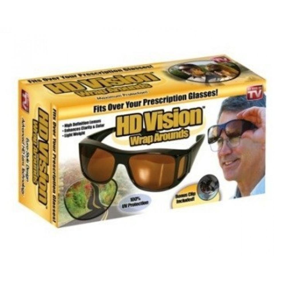 Защитные очки HD Night Vision