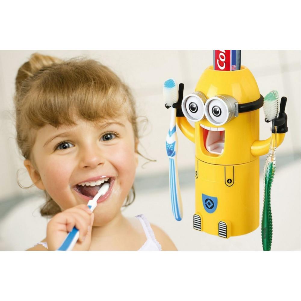 """Дозатор для зубной пасты """"Миньон"""""""