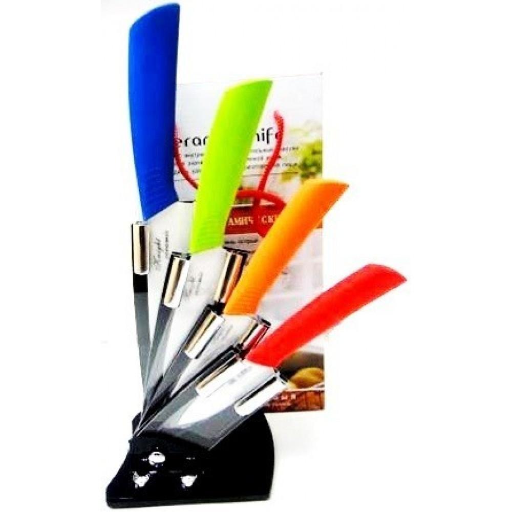Набор керамических ножей (4 шт)