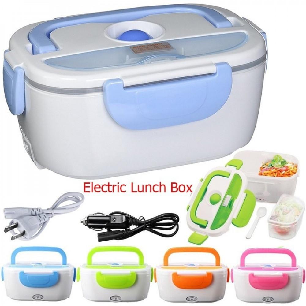 """Контейнер для еды с подогревом """"Electric Lunch Box"""" (2B1)"""