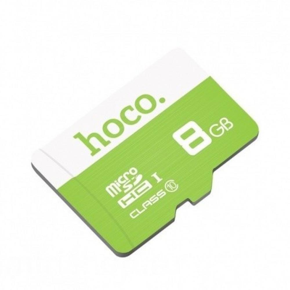 """Карта памяти """"HOCO"""" microSDHC (8 GB)"""