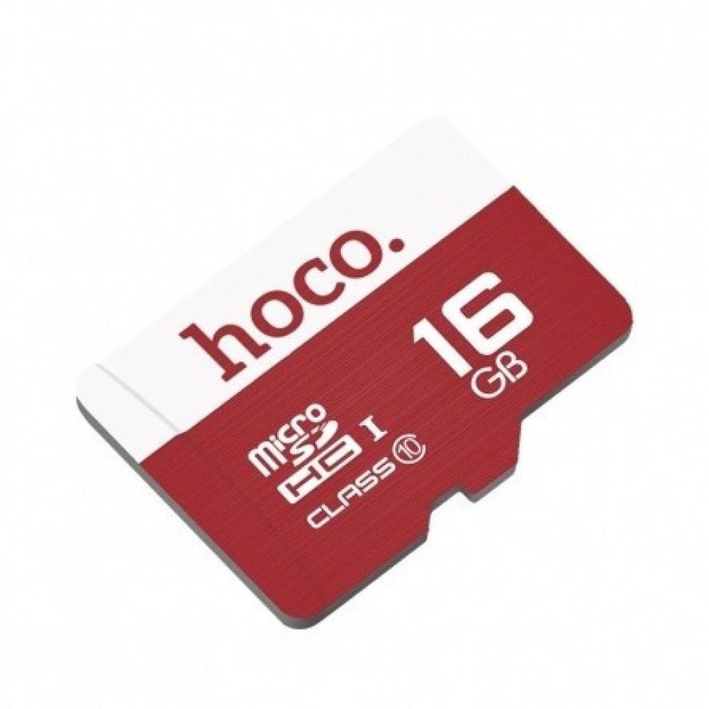 "Кapта памяти ""HOCO"" (microSD HC 16 GB)"