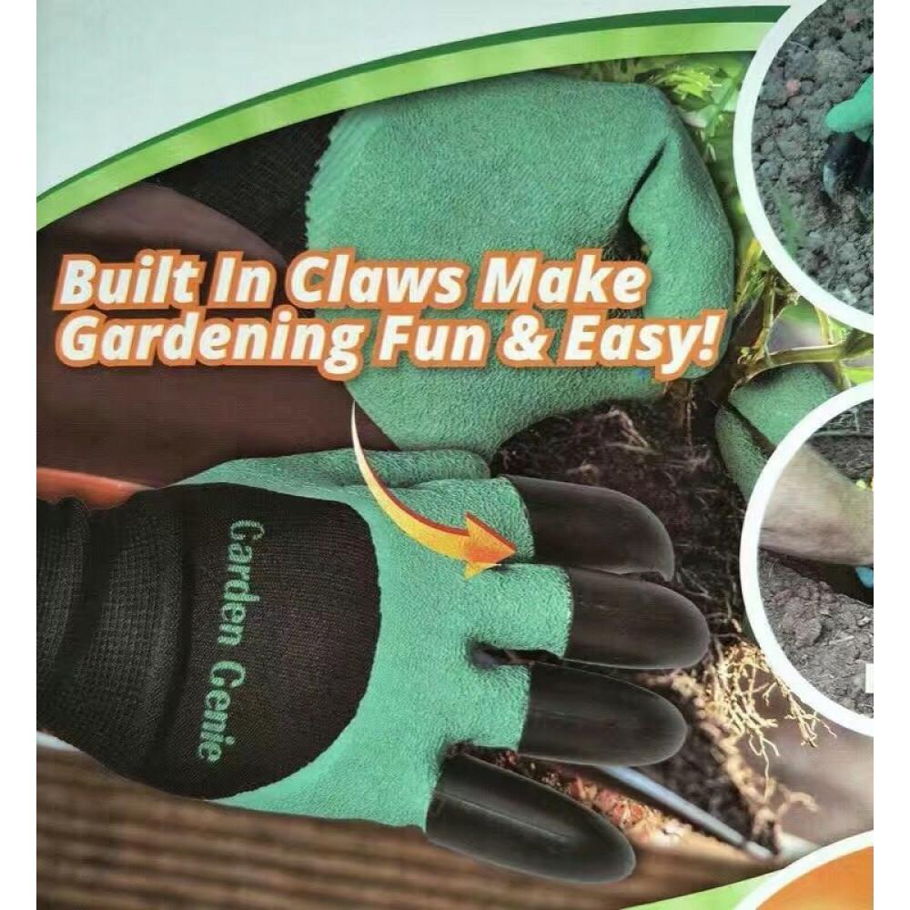 """Перчатки для сада и огорода """"Garden Genie Gloves"""""""