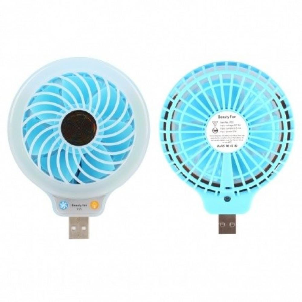 USB-вентилятор с подсветкой