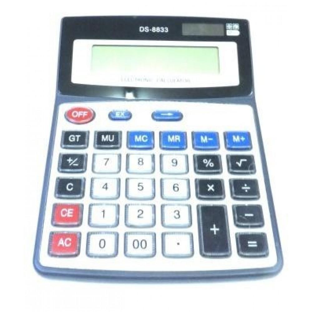 """Калькулятор """"Ds-8833"""""""