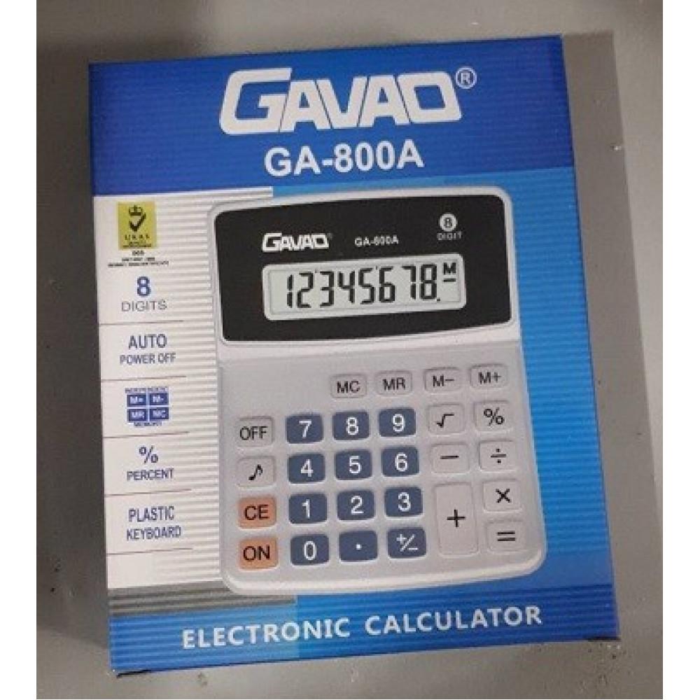 """Профессиональный настольный калькулятор """"GA-800A"""""""