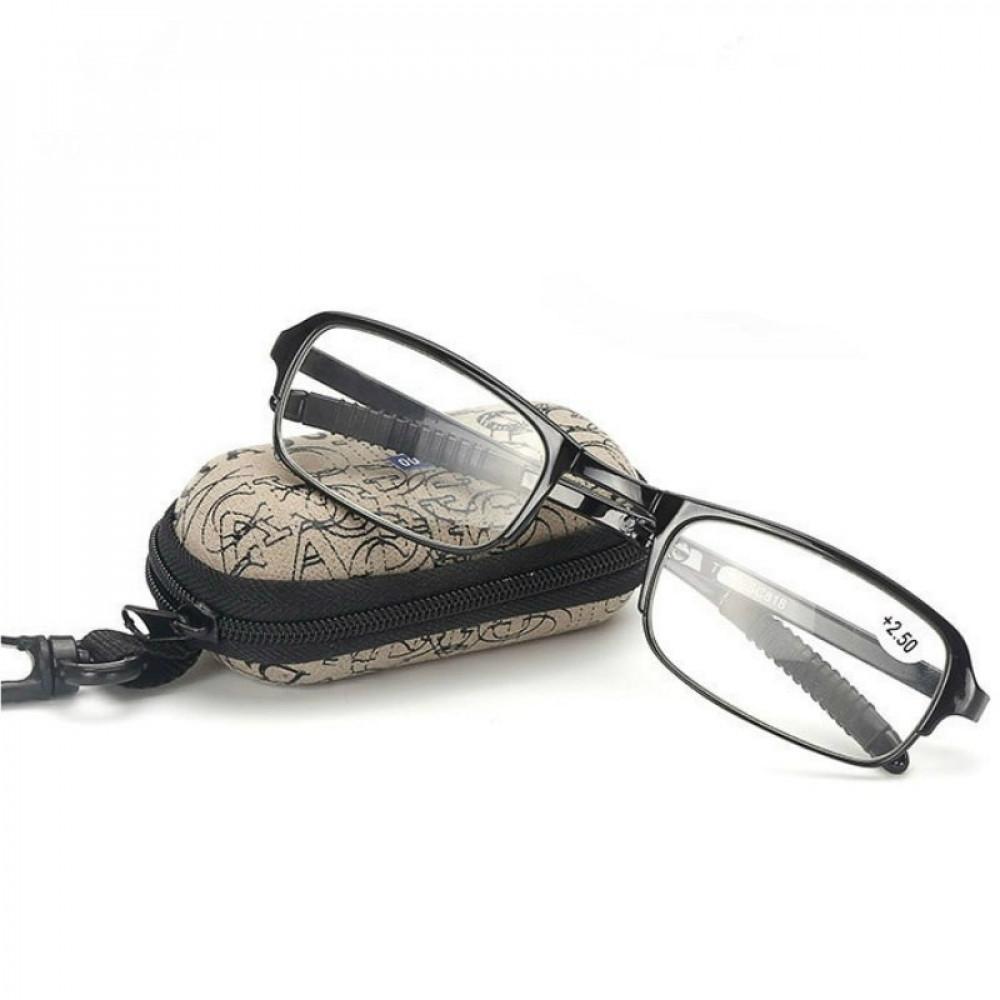 Складные увеличительные очки