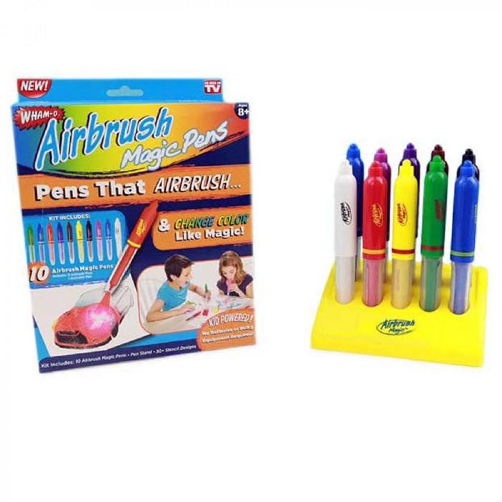"""Воздушные фломастеры """"Airbrush Magic Pens"""""""