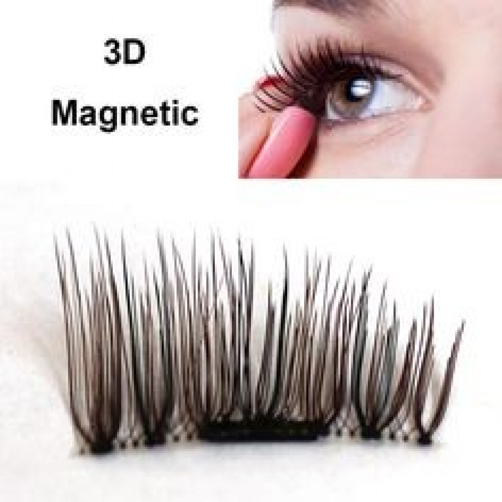 "Магнитные накладные ресницы ""Magnetic Eyelashes"""