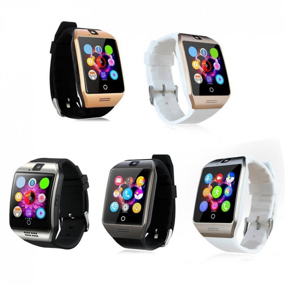 "Наручные часы ""Q18S Smart Watch"" (телефон+часы+bluetooth)"