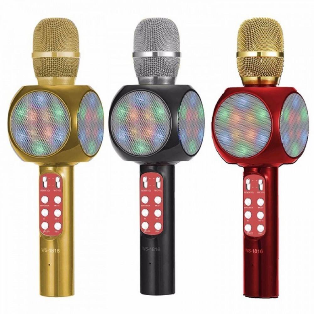 "Микрофон с подсветкой ""WS-1816"""