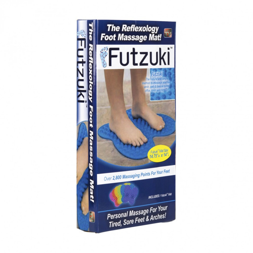 """Массажный коврик для ног """"Futzuki"""""""