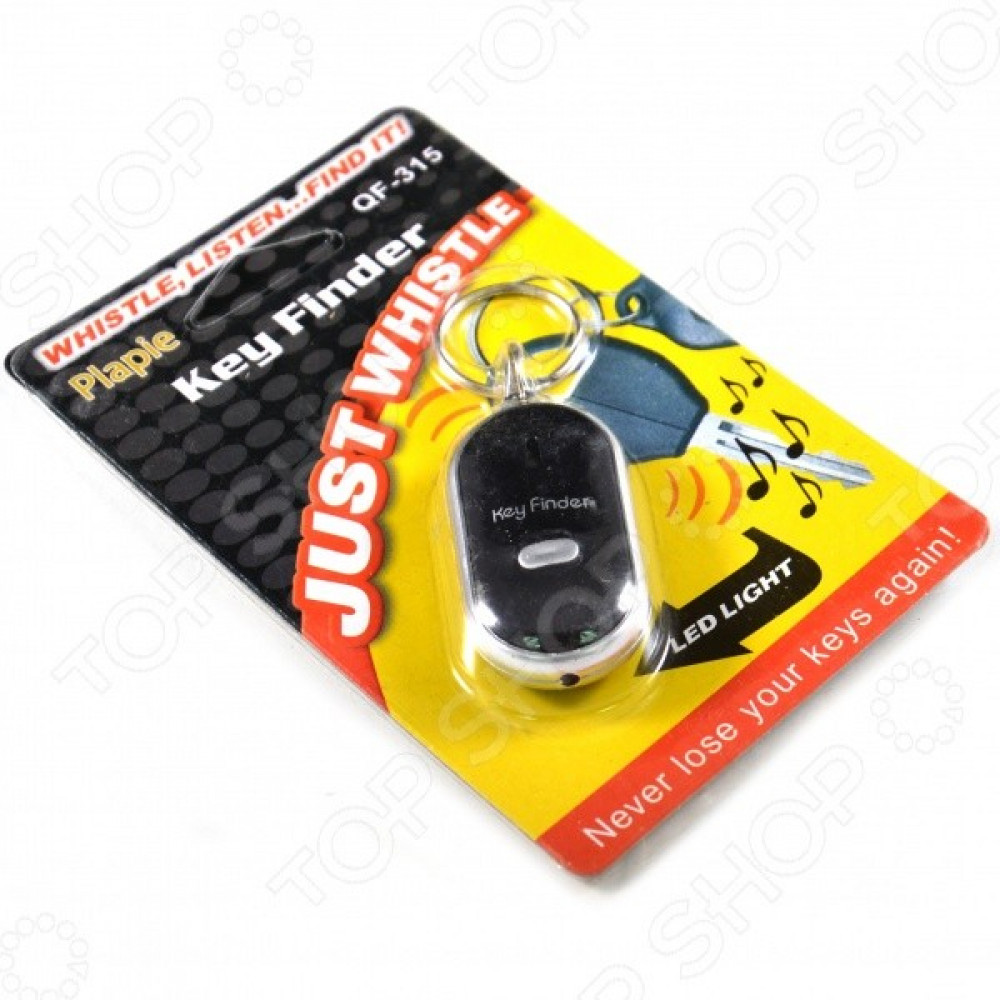 "Брелок для поиска ключей ""Just Whistle"""