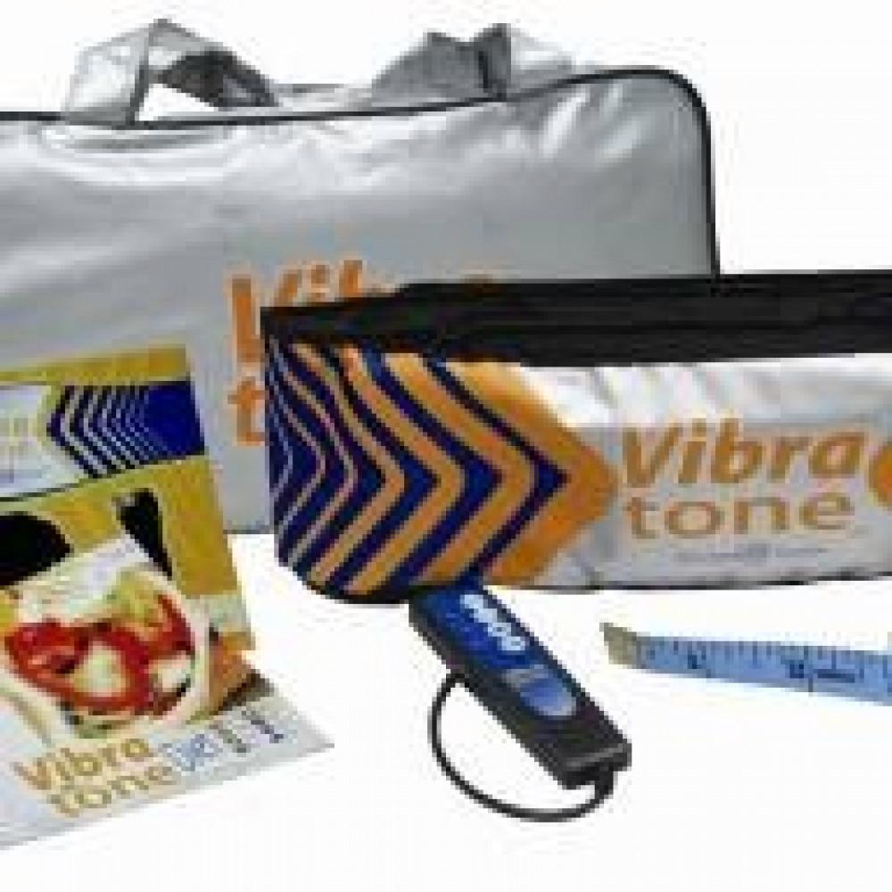 """Вибрационный пояс для похудения """"Vibra tone"""""""
